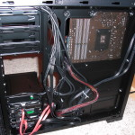Custom Desktop PC Cable Mgmt (Budget)